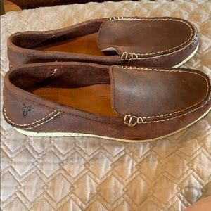 Frye loafer shoes